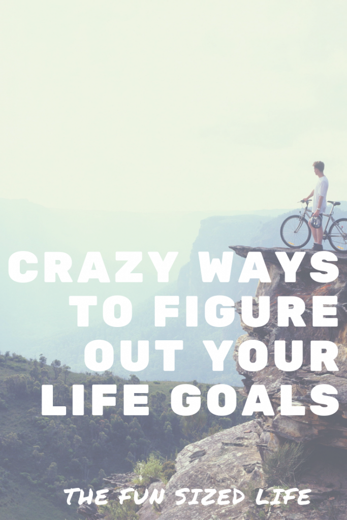 Have you figured out your life goals? How can you learn these goals and start planning? Check out these unique tips to find your goals and your purpose. #life #lifegoals #lifeplanning #goals #goalplanning